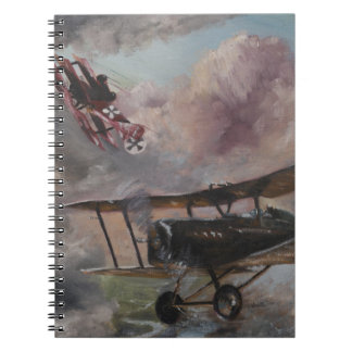 Dogfight 1917 notebook