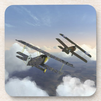 Dogfight over the Trenches Coasters