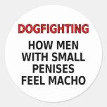 Dogfighting: Cómo los hombres con los pequeños Etiquetas Redondas