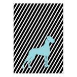 Doggen alemanes tarjetas de presentación tarjeta de visita