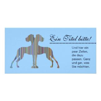 Doggen map card