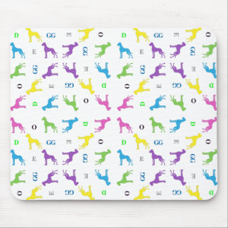 DOGGEN Muster Mouse Pads