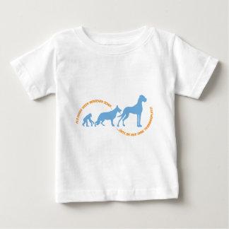 Doggen school baby T-Shirt