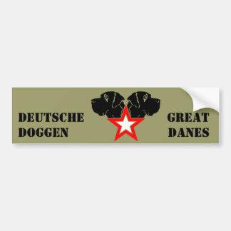 Doggen stickers
