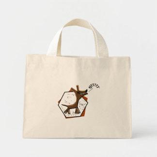 Doggie bag mini tote bag