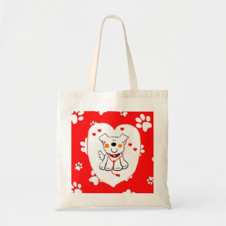 DOGGIE BAG FOR ALL YOUR DOGS TOYS,LEASHES,BONES TOTE BAGS