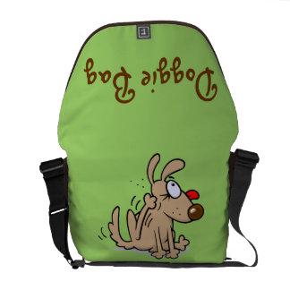 Doggie Bag Messenger Bag