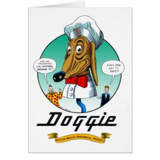 Doggie Birthday Card