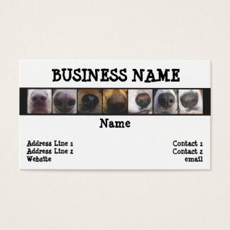Doggie Business Card