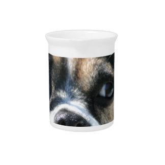 Doggie Darling Drink Pitcher