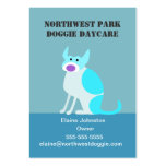 Doggie Day Care Business Card