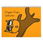 Doggie Days 2010 Calendar