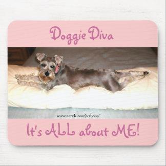 Doggie Diva Mouse Mat