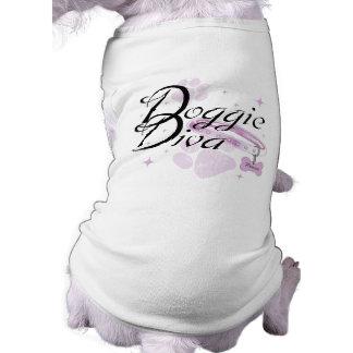Doggie Diva Pink Tee