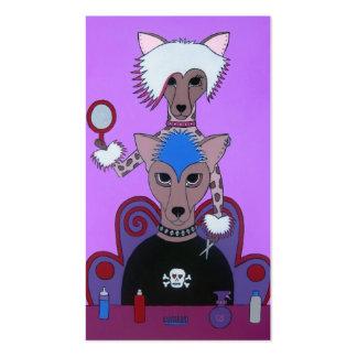 Doggie Do's Business Cards