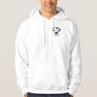 doggie,double-face hoodie