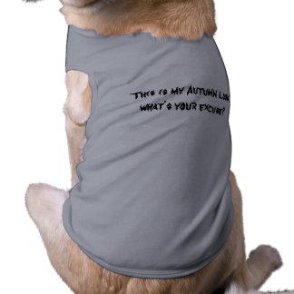 Doggie Duds Tee