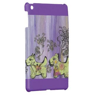 Doggie Garden Cover For The iPad Mini