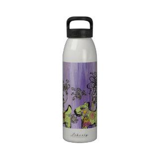 Doggie Garden Reusable Water Bottles
