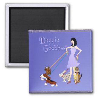 Doggie Goddess Magnet