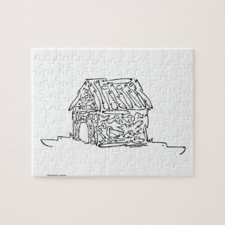 DOGGIE HOUSE PUZZLES