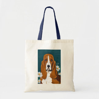 Doggie in the Daisies bag