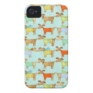 Doggie Lover iPhone 4/4S Case-Mate Barely There™