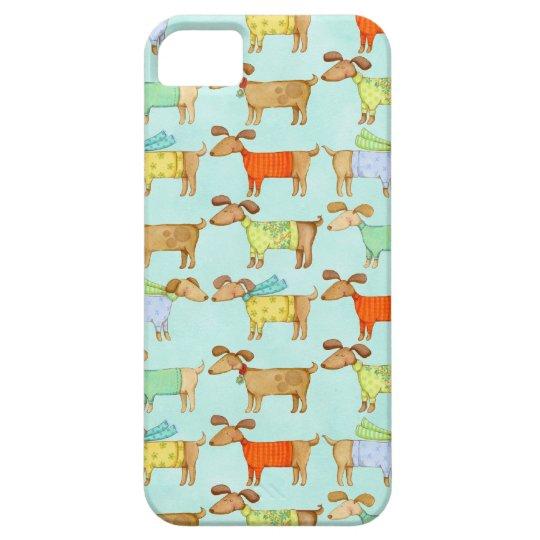 Doggie Lover iPhone 5 Case