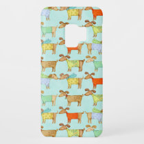 Doggie Lover Samsung Galaxy S9 Case