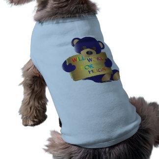 Doggie Ribbed Tank Top