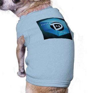 doggie ringer t shirt