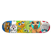Doggie Skateboard