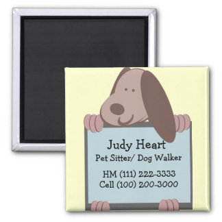 Doggie Tales Magnet