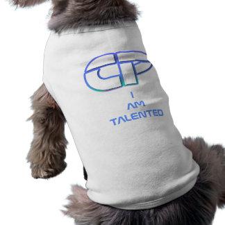 Doggie Tank Top (I Am Talented)