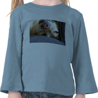 Doggie Upside down Shirt