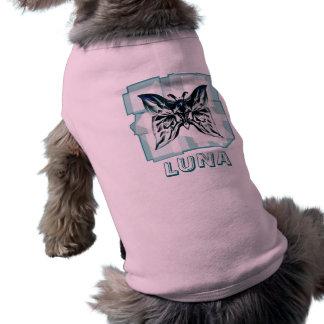 DoggieTankTop ``ButterflyFrame´´Add Name Shirt