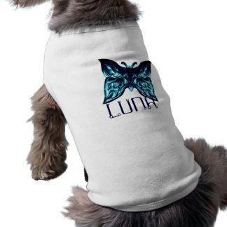 DoggieTankTop``ButterflyMetallic´´Ádd Name Shirt