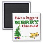Doggone Christmas | Magnets