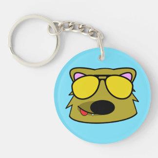 Doggone Dog Keychain
