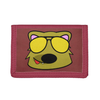 Doggone Dog Tri-fold Wallet