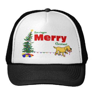 Doggone gorra del navidad el |