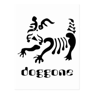 doggone postcard