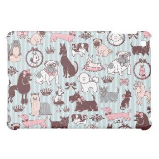 Doggy Boudoir Ipad Case by Fluff