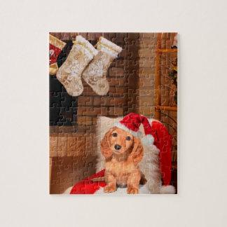 Doggy Christmas Jigsaw Puzzle