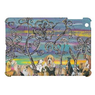 Doggy Days iPad Mini Case