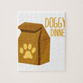 Doggy Dinner Jigsaw Puzzle