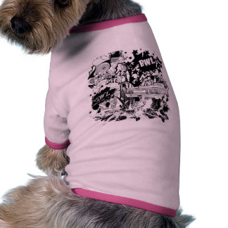 Doggy Dogg wit DWL Pet Shirt