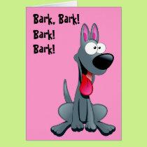 Doggy Get Well Soon Card