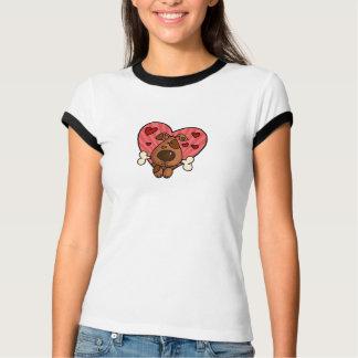 doggy heart T-Shirt