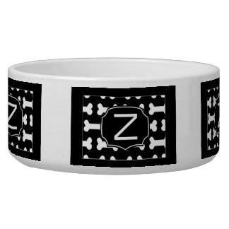 Doggy Monogram Z Bowl